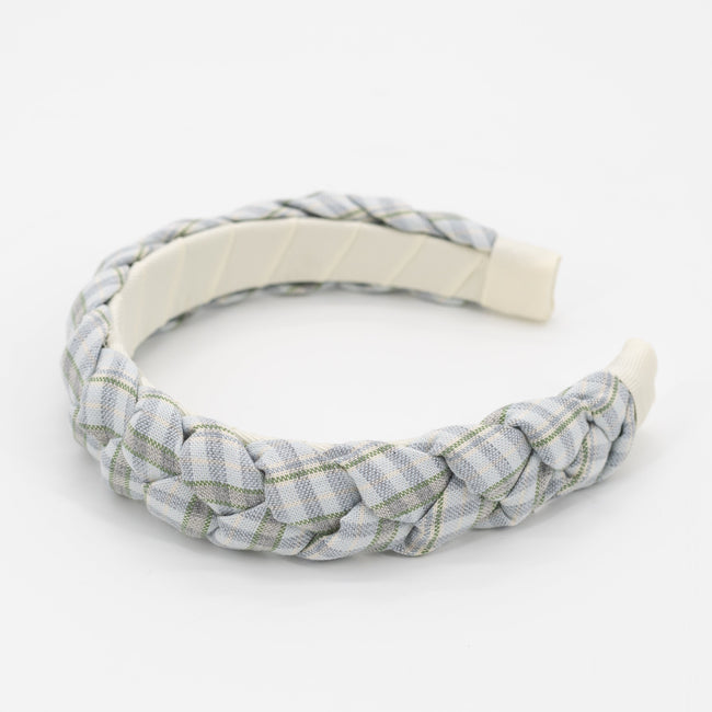 Miller Braided Headband