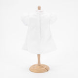 Riley Doll Dress - White