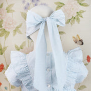 Child Bow Mask - Magnolia