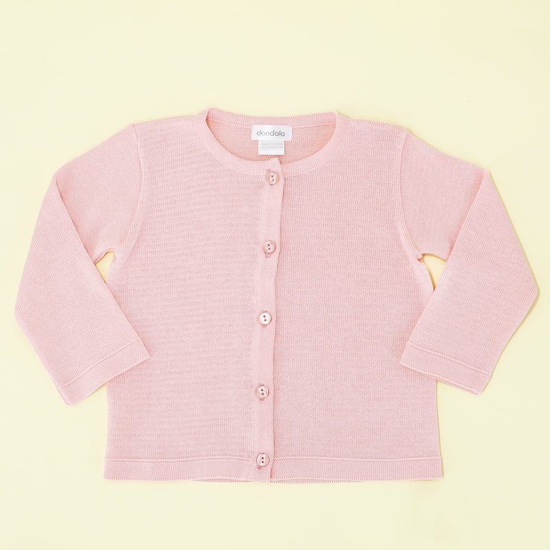 Peach Pearl Sweater