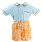 Pearce Polo Set