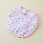 Summertime Girl Bib