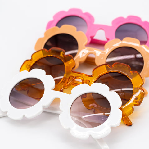 Sunflower Sunnies - Hot Pink