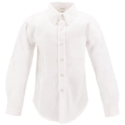 Basic Button Down - White