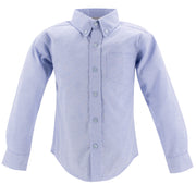Basic Button Down - Light Blue