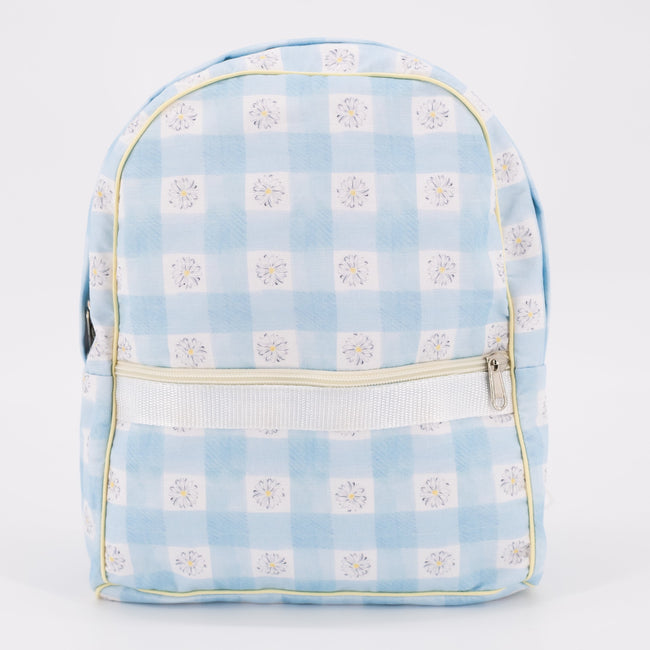 Daisy Love Backpack - Blue