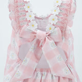 Daisy Love Girl Dress - Pink