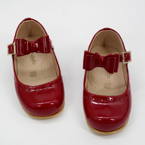Christmas Shoes - Red