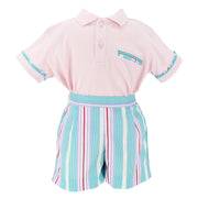 Reily Polo Set