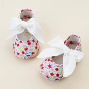Rosebud Baby Shoes