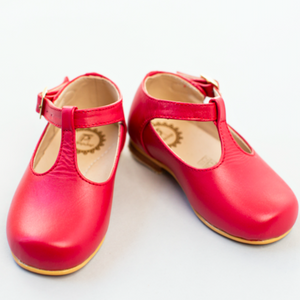 Catherine Shoes Red