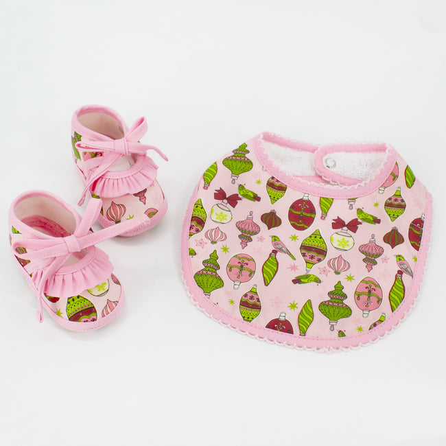 Sugar Plum Baby Shoes