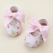Summertime Girl Baby Shoes