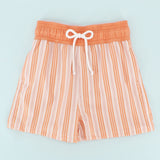 Swan Stripe Boy Swimsuit