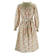 Women's Margaux Dress - Florence Floral/Light Green