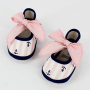 Anchor Girl Baby Shoes