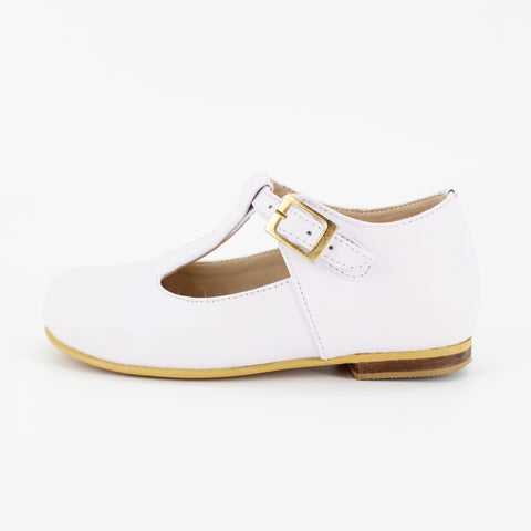 London Shoes White