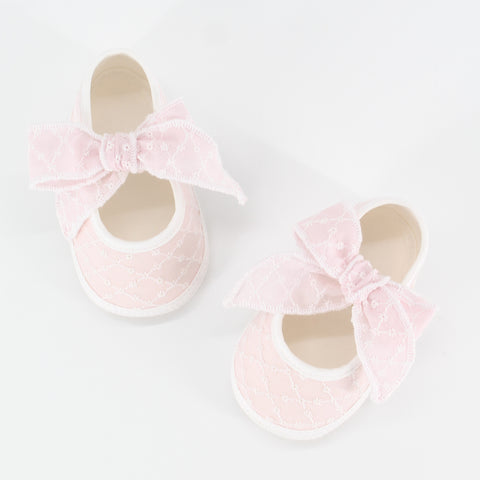 Peony Baby Shoes