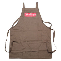 Pocket Design Cotton Kitchen Apron