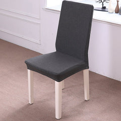 Thickened Knitted Elastic Chair Cover