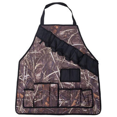 Multifunctional Apron for Outdoor Camping Grilling BBQ Accessory