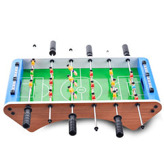 Portable Double Indoor Football Table Game