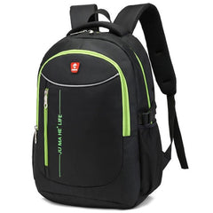 0635 Men's Large Capacity Backpack Business Laptop Casuall Bag