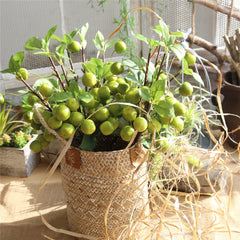 Vivid Artificial Flower Berries Home Wedding Party Decorations