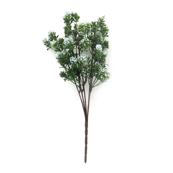 Pastoral Style Plant Home Decoration Branch of Artificial Flowers