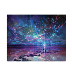 DIY Starry Diamond Painting Cross Stitch Living Room Bedroom Decoration Holiday