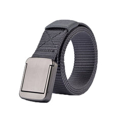 COWATHER New Outdoor Uniform Tactical Multi-function Buckle Nylon Canvas Belt