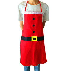 WS Christmas Decorations Aprons Kitchenware Holiday Decorations
