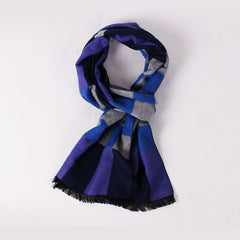 Winter Men Scarf Brushed Warm Scarf Ladies Scarf Autumn Winter Cotton Scarf