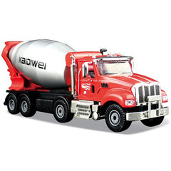 1 : 50 Alloy Sliding Transport Mixer Truck Model Toy