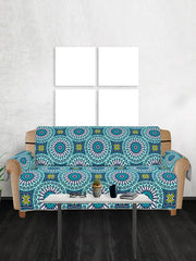 Mandala Pattern Couch Cover
