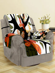 Butterfly Tree Pattern Couch Cover