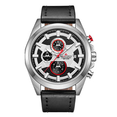 ARMIFORCE Fashion Sport Men Top Brand Luxury Chronograph Date Quartz Watch