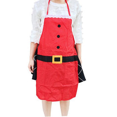 Party Supply Christmas Decoration Apron