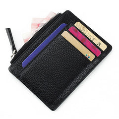 911 Multifunctional Zipper Thin Card Holder Coin Purse Wallet Money Bag Case