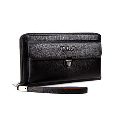 VICUNAPOLO Men Trendy Multifunctional Clutch Wallet