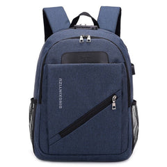 0237 Men's Multifunctional Fashion Backpack