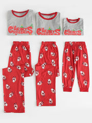 Christmas Matching Family Pajama Set