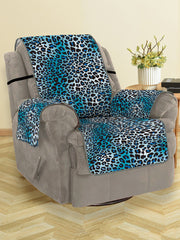 Leopard Pattern Couch Cover