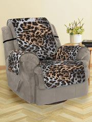 Leopard Pattern Sofa Cover