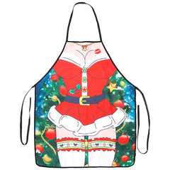 Christmas Decorations Sexy Apron for Women / Men