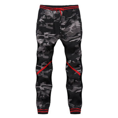 Men'S Trousers Camouflage Trousers Sports Pants Basic