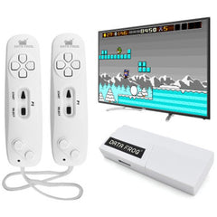 DATAFROG USB Wireless Handheld TV Video Game Console Build-in 620 Classic Games