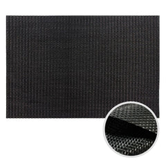 European Type PVC Nonslip Rattan Insulating Table Mat