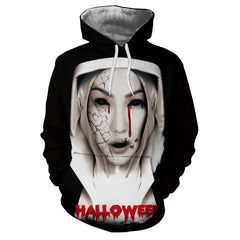 New Fashion Casual 3D Printed Fancy Hoodie