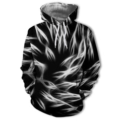 Novelty Casual Fashion New 3D Printed Hoodie